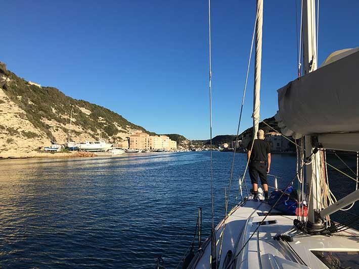 trasferimenti di barche a vela